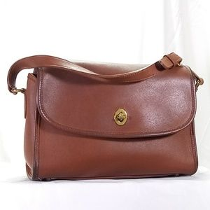 Coach Rare Classic  Leather Crossbody